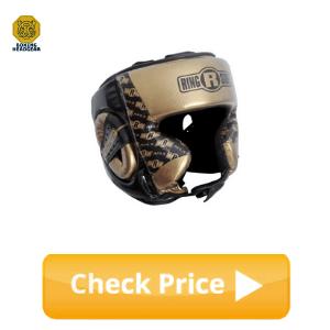 Ringside Apex Headgear for MMA