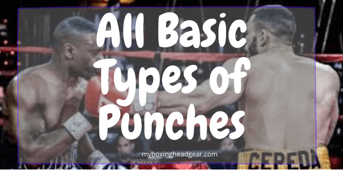 All basic types of punches