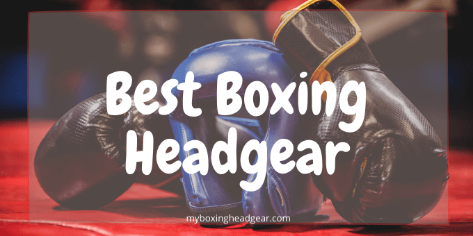 boxing headgear main pic
