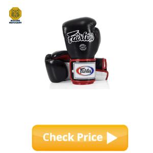 Fairtex BGV1 Boxing Gloves for Beginner