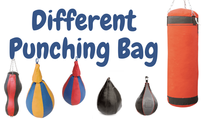 Different Punching Bags info